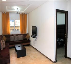 Furnished Luxury Apartment in Maarif Casablanca